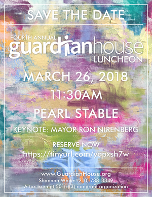 The Fourth Annual Guardian House Luncheon