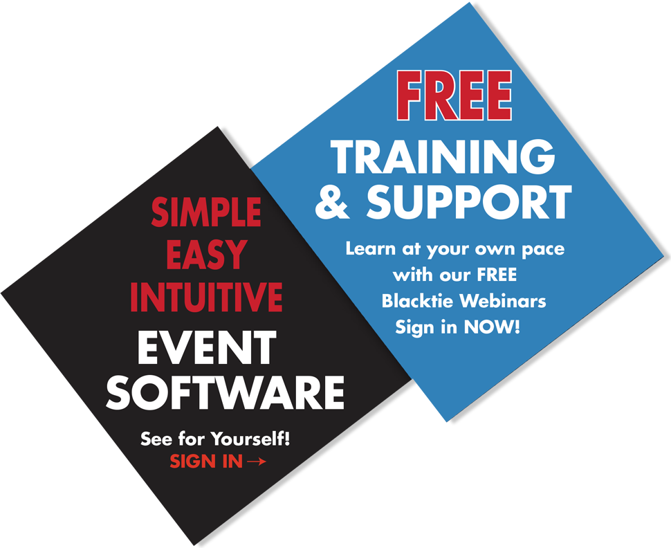 FREE Training and Support - Learn at your own pace with our FREE Blacktie Webinars