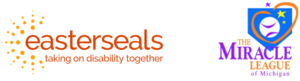 Easterseals Miracle League of Michigan Competitive League Baseball
