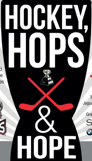 Hockey, Hops, and Hope