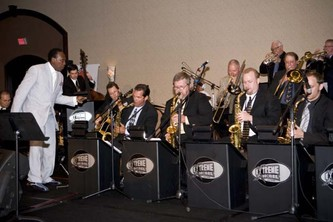 Dennis Rowland and Clark Krueger's Extreme Decibel Big Band