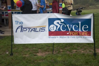 The Aptalis Cycle for Life benefitting the Cystic Fibrosis Foundation
